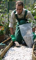 Spielsand, Rheinkies, Quarzkies, Edelsplitt, Gartengestaltung, Sand, Kies, GaLaBau, Gartenbau, Gartenbaustoffe. Rheinbraun Brennstoff  RBB