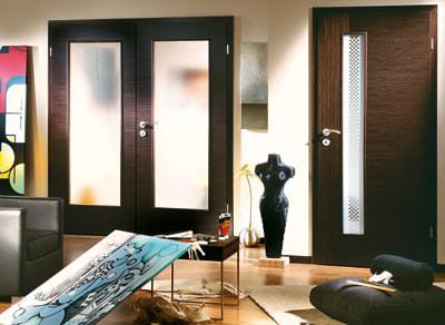 Holzwerkstoffe für Türen und Tore