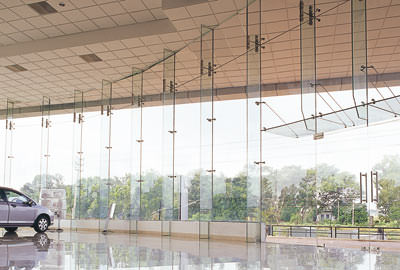 Glasfassade  Stoppt Klimadiskussion den Vormarsch der Glasfassade