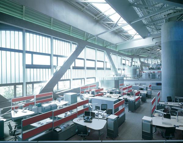 Die Quot Best Offices Quot Stehen Bei Rehau Und Bmw Open Space B 252 Ro