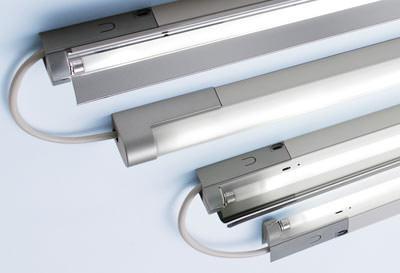 Universalleuchte, Lichtleiste, Diffusor, T5 Systemleuchte, Wandfluter, Maschinenbeleuchtung, Arbeitsplatzbeleuchtung, FQ-Lampen, Leuchte für Nebenräume, Schutzart IP20