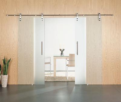 schiebet ren f r innen eine raumsparende alternative. Black Bedroom Furniture Sets. Home Design Ideas