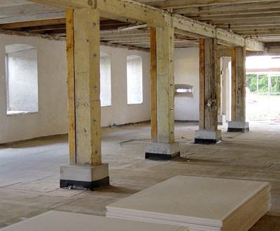 rigips system zur brandschutztechnischen ert chtigung von altbestandsdecken das. Black Bedroom Furniture Sets. Home Design Ideas
