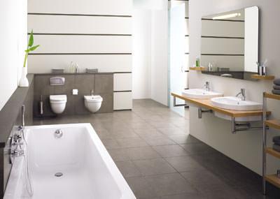 ausgezeichnet die neue armaturenlinie active von ideal. Black Bedroom Furniture Sets. Home Design Ideas