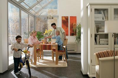 Klimaanlage, Wärmepumpen, Wintergarten, Wärmepumpe, Klimaanlagen, Fußbodenheizung, heizen, kühlen, Elektrospeicherheizung