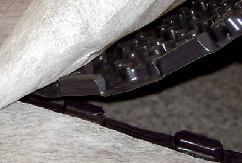 Drainagematte, Dachhaut, Wasserspeicherung, Substrat, Filtervlies