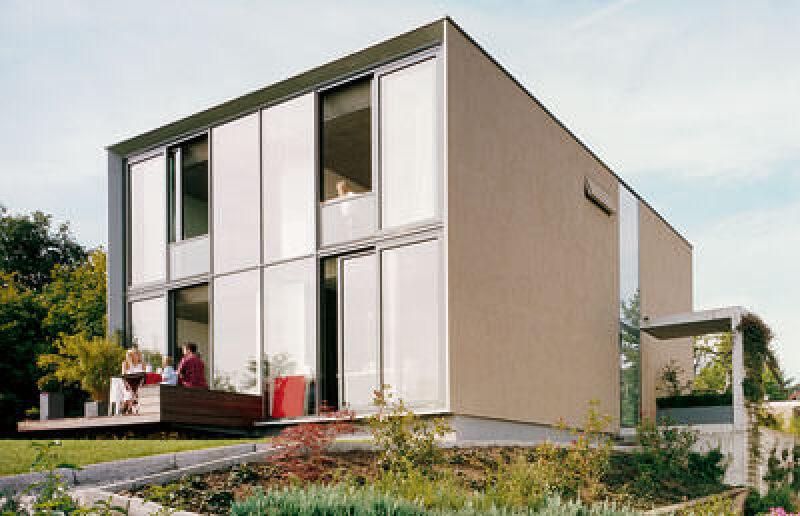 Architektenhaus, Architektur, Architekturmagazin HÄUSER, HÄUSER-Award 2008, Architekturwettbewerb, Demografie, Wohnungsbau, Einfamilienhaus