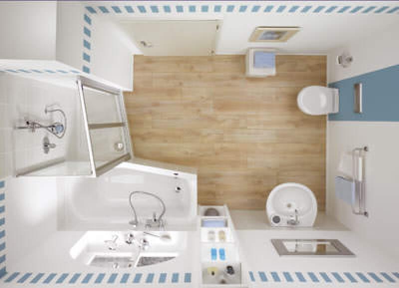 preisgünstiges kleinbad-programm von duscholux vorgestellt - Schiebetür Für Badezimmer