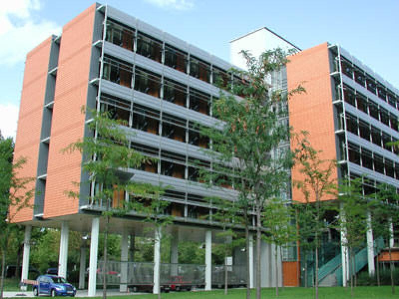 Verwaltungsgebäude, SOKA-BAU, Architecture+Technology Award, Architektur und Technik