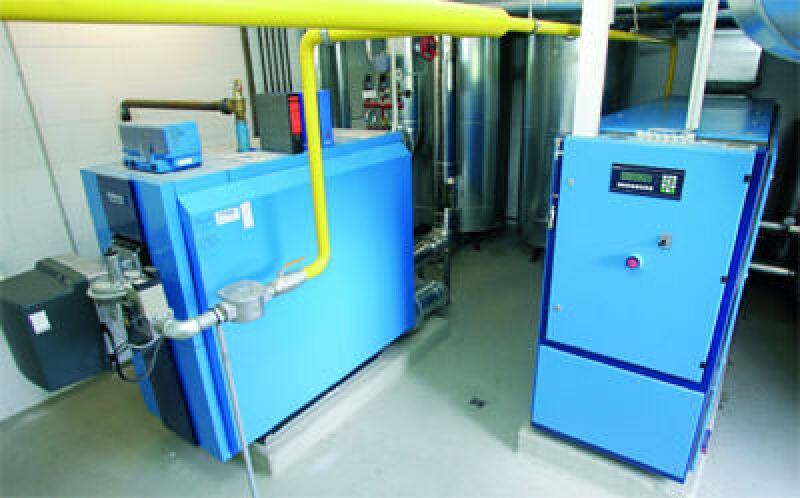 KWK, Absorptionskältemaschine, BHKW, Blockheizkraftwerk, Kraft-Wärme-Kopplun