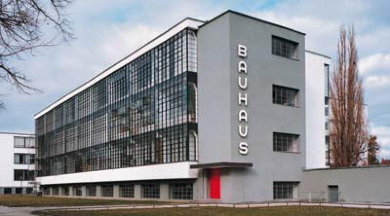 Bauhaus Dessau - UNESCO-Weltkulturerbe, Architektur-Moderne