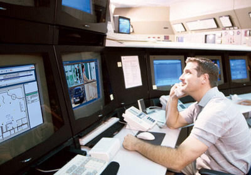 Videoüberwachung, Bosch, Building Integration System, Zutrittskontrolle, Zutrittskontroll-Zentrale, Sicherheitsmanagement, Alarmmanagement, Bildspeicher, Bildspeichersystem, Bildaufzeichnung, Gebäudemanagement, Bildübertragung, Gebäudetechnik
