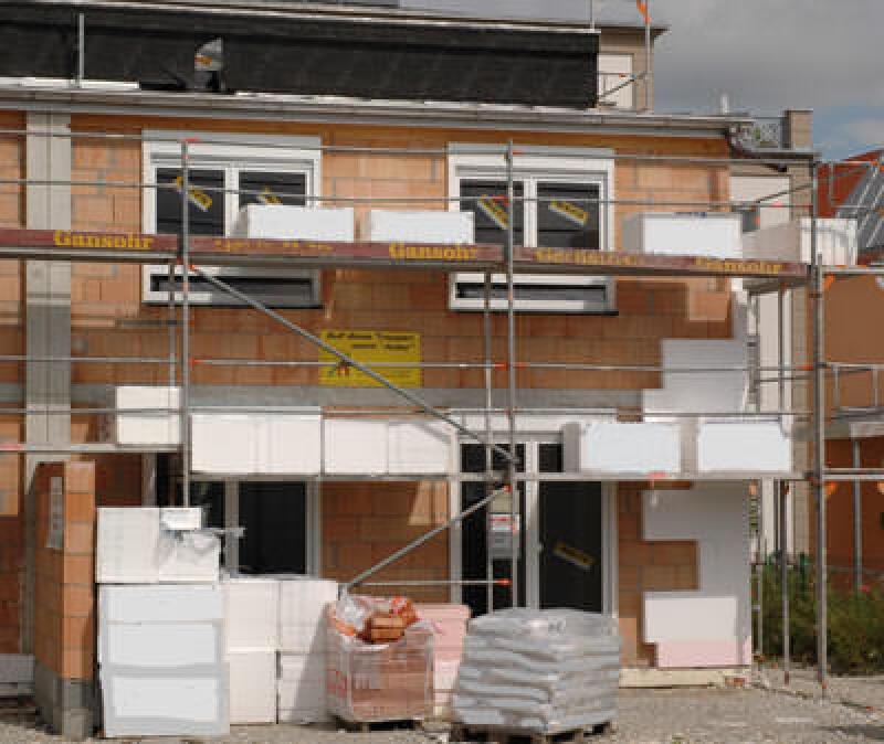 Kombinationsfassade, Kombinationsfassaden, WDVS, Fassadendämmung, Fachverband WDVS, Sanierung mit WDVS, Wärmedämmverbundsysteme, Wärmedämmverbundsystem, WDV-System, Gebäudesanierung, Baukonjunktur, baulicher Wärmeschutz