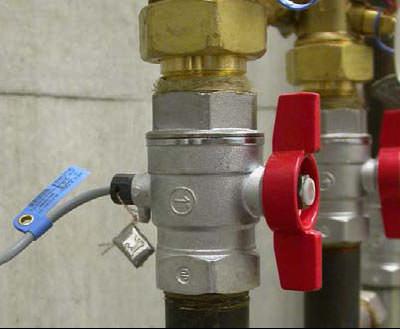 Wärmezähler, Temperaturfühler, Eichordnung, Rohrleitungen, Zenner-Gruppe, Messtechnik, Tauchhülse