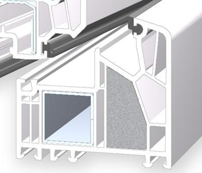vekas alphaline 90 auf passivhaus niveau passivhaus fenster mit dreifachverglasung. Black Bedroom Furniture Sets. Home Design Ideas