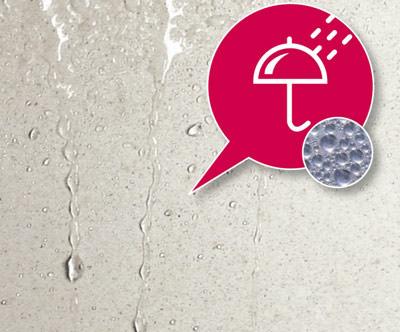 aqua protect wie gipsputz wasser trotzt und putzwechsel unn tig macht wasserabweisender. Black Bedroom Furniture Sets. Home Design Ideas
