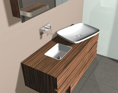 Singlebath Mit Abtropfplatz Und Two In One Waschbecken