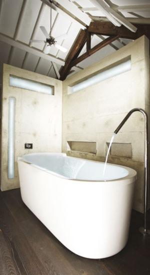 Parkett Erobert Bad Und Küche Parkettboden Im BarfußBereich - Parkett fur badezimmer