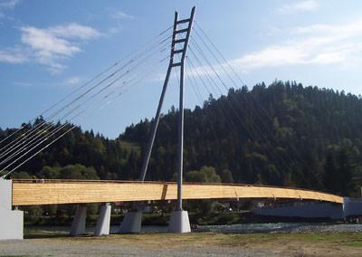 holzbrücken bauen