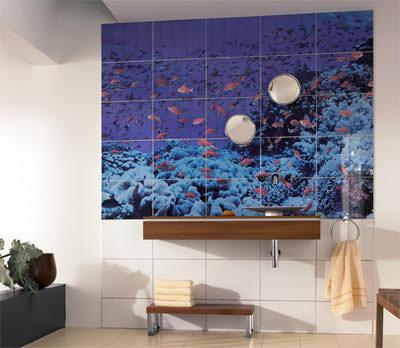 fotofliesen heben grenzen auf mit eigenen fotos bedruckte fliesen. Black Bedroom Furniture Sets. Home Design Ideas