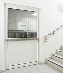 krankenhausplanung was bei t r und tor zu beachten ist krankenhaust r t ren f r krankenh user. Black Bedroom Furniture Sets. Home Design Ideas