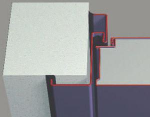 m rtelfreie montage sch tzt hochwertige zargen eckzarge umfassungszarge oder blockzarge f r. Black Bedroom Furniture Sets. Home Design Ideas