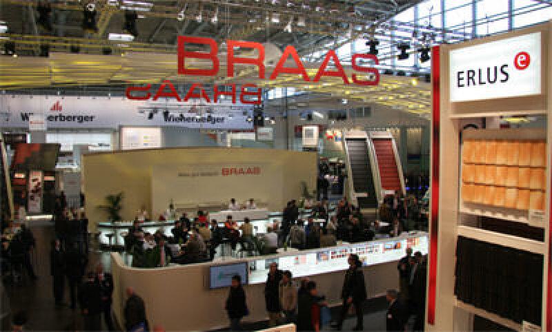 BAU 2007, Baufachmesse, Bauen im Bestand, San-Re-Mo, Schlußbericht, Neubau, Sanieren, Energieeffizientes Bauen, Renovieren, Modernisieren
