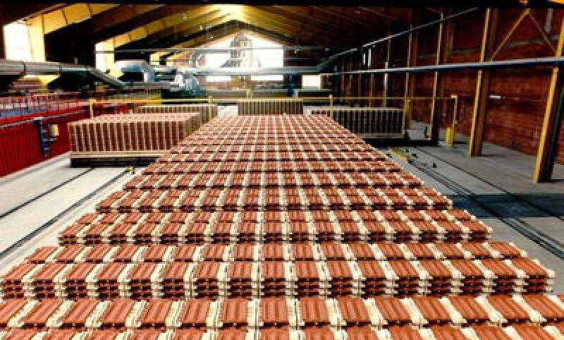 Dachkeramik, Dachdeckung, Schornstein, Schornsteinbau, ERLUS, Dachziegelindustrie, Kaminbaustoffe