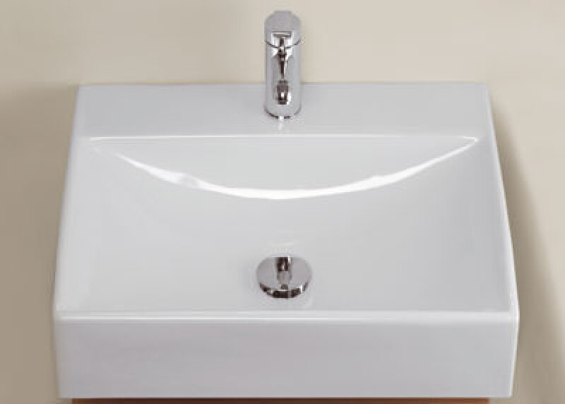 Xeno BadDesign für Puristen ~ Waschbecken Xeno