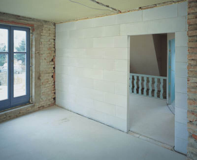 Vor und Nachteile Massivwand, Trockenbauwand, Systemwand -> Tv Trennwand