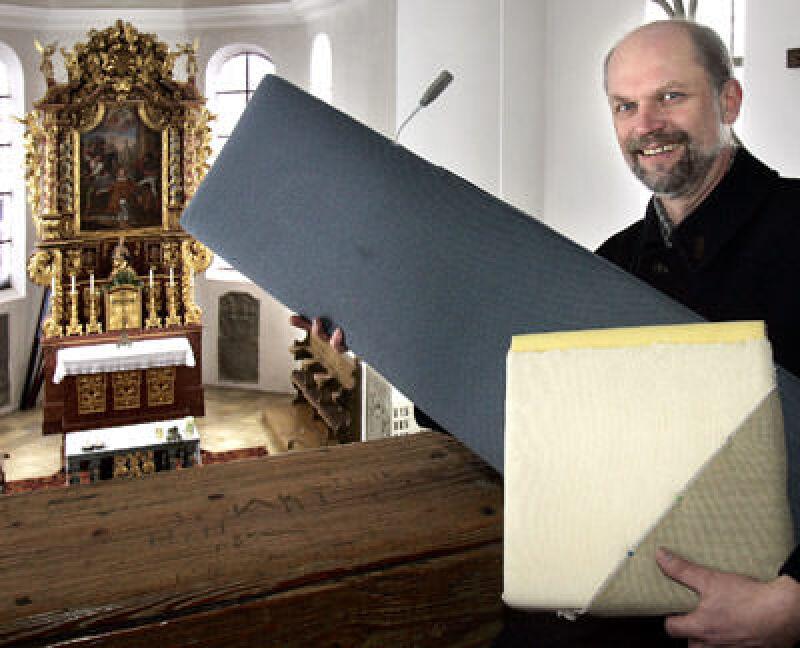Kirchensitzheizung, energiesparenden Kirchenheizung, Kirchenheizungen, konventionelle Kirchenheizung, Kirche heizen