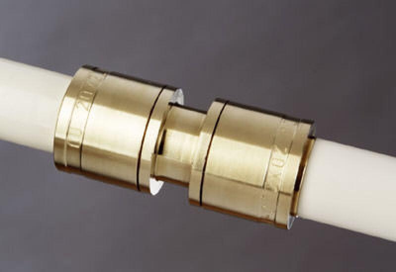 Einzigartig Neue Verbindungstechnik für flexible Kupferrohre | für Heizungs  JH22