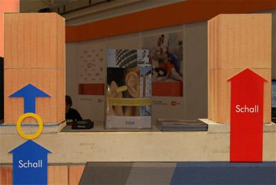 schallschutz wandlager mit zulassung f r unipor ziegel sch ck tromur gegen schall l ngsleitung. Black Bedroom Furniture Sets. Home Design Ideas
