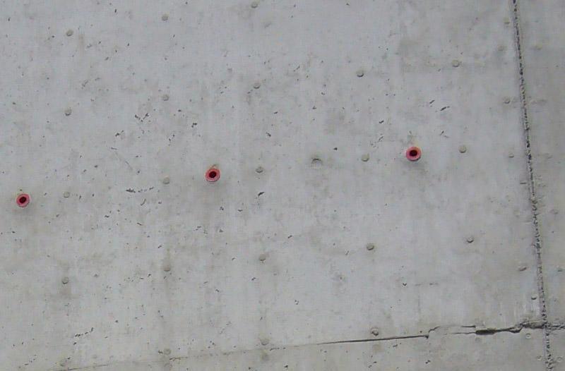 Sichtbeton Spachtel saugende betonschalungsplatte meistert kritische randbereiche