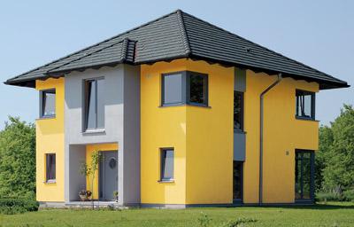 Kfw40 energiesparhaus zum selberbauen massivhaus aus for Fenster ytong