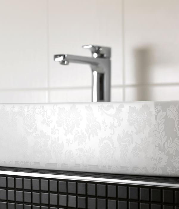 Rollcontainer bad esprit  Lust auf Prunk und Pracht im Badezimmer | schlichter ...
