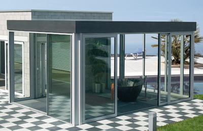 Flachdach Wintergarten casa vitrum stellt flachdachsystem für wintergärten vor