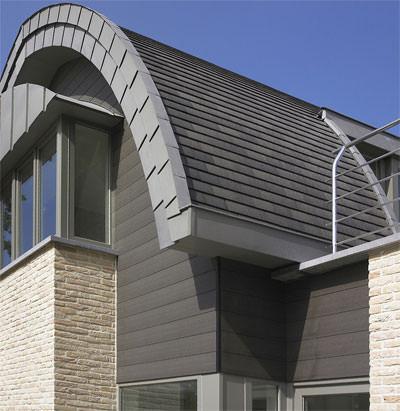 holz kunststoff kombination f r fassadenverkleidungen holz polymer werkstoff. Black Bedroom Furniture Sets. Home Design Ideas