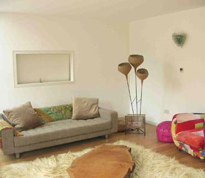 nat rliche wandfarbe die schadstoffe und ger che abbaut. Black Bedroom Furniture Sets. Home Design Ideas