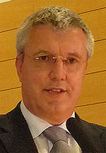Peter Thiele, General Manager Sharp Electronics Solar Business Group Germany/Austria