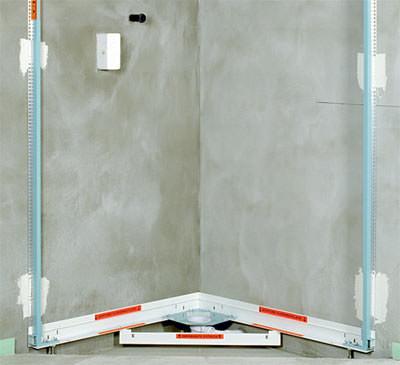 unterfliesen dusche aus dem rahmen gefallen. Black Bedroom Furniture Sets. Home Design Ideas