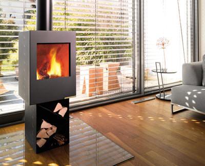 neuer wodtke kaminofen setzt auf urbanen zeitgeist kunst des weglassens. Black Bedroom Furniture Sets. Home Design Ideas