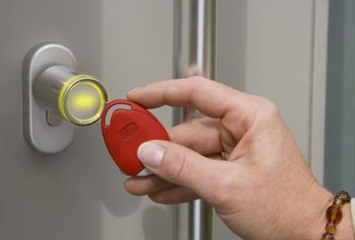 Elektronische Türschloss schutz und komfort durch moderne türschlösser