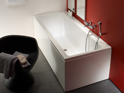 laufen wannen f r individuelle badezimmer eckbadewannen. Black Bedroom Furniture Sets. Home Design Ideas
