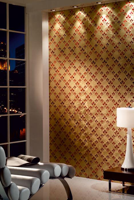 architects paper f r architekturplanungen an der wand webtapeten aus jacquard stoffem oder. Black Bedroom Furniture Sets. Home Design Ideas