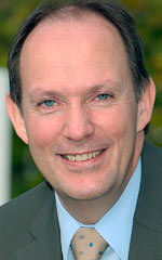 Alfred Dinkelborg, Leiter Produktmanagement bei Winkhaus