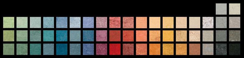 Linoleum farben  Neue DLW Linoleum Kollektion von Armstrong