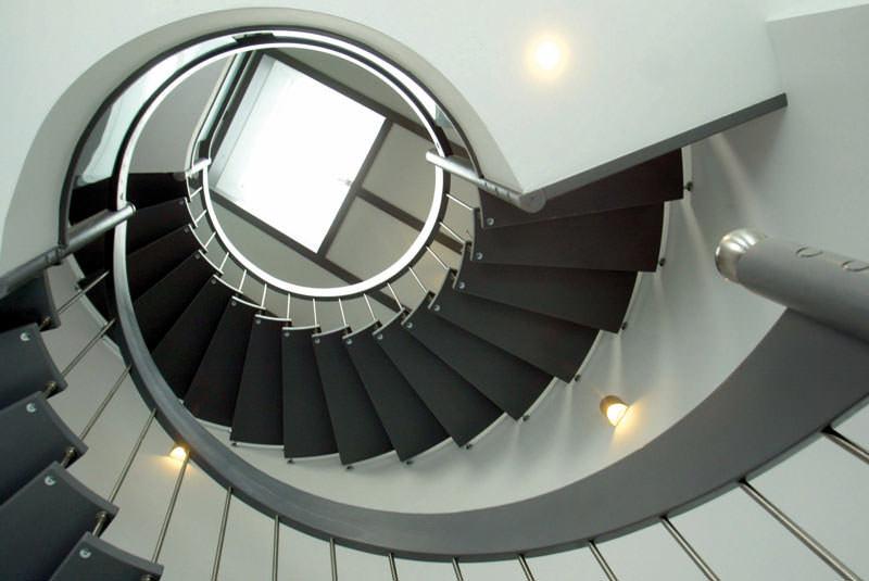 8 tipps zur planung und ausf hrung von wohnungstreppen. Black Bedroom Furniture Sets. Home Design Ideas