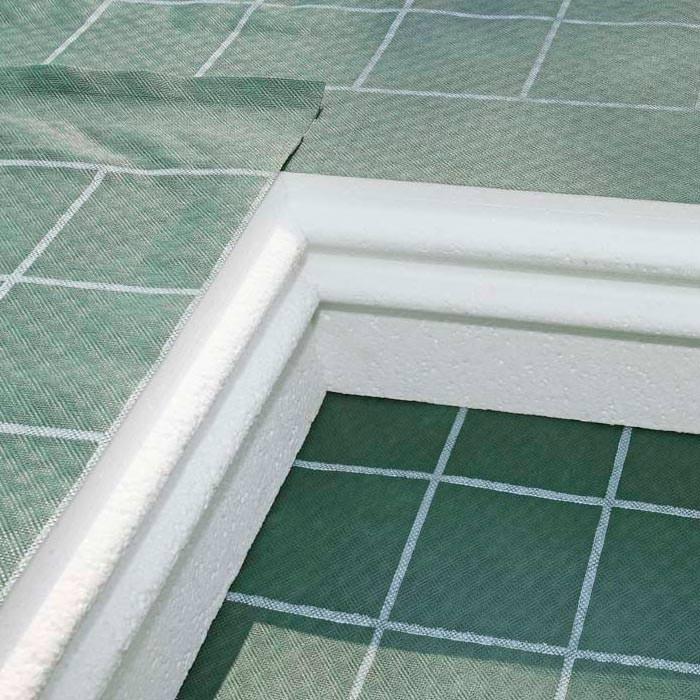 zwei in eins aufsparrend mmelement incl unterspannbahn. Black Bedroom Furniture Sets. Home Design Ideas