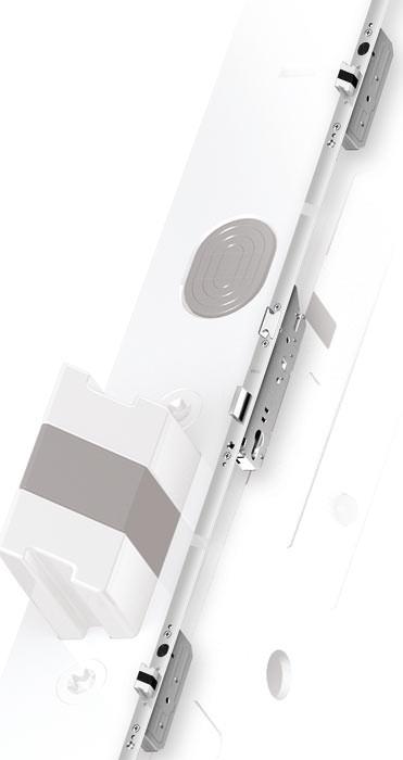 Neue Automatikverriegelung von Fuhr  Multisafe 833  automatische